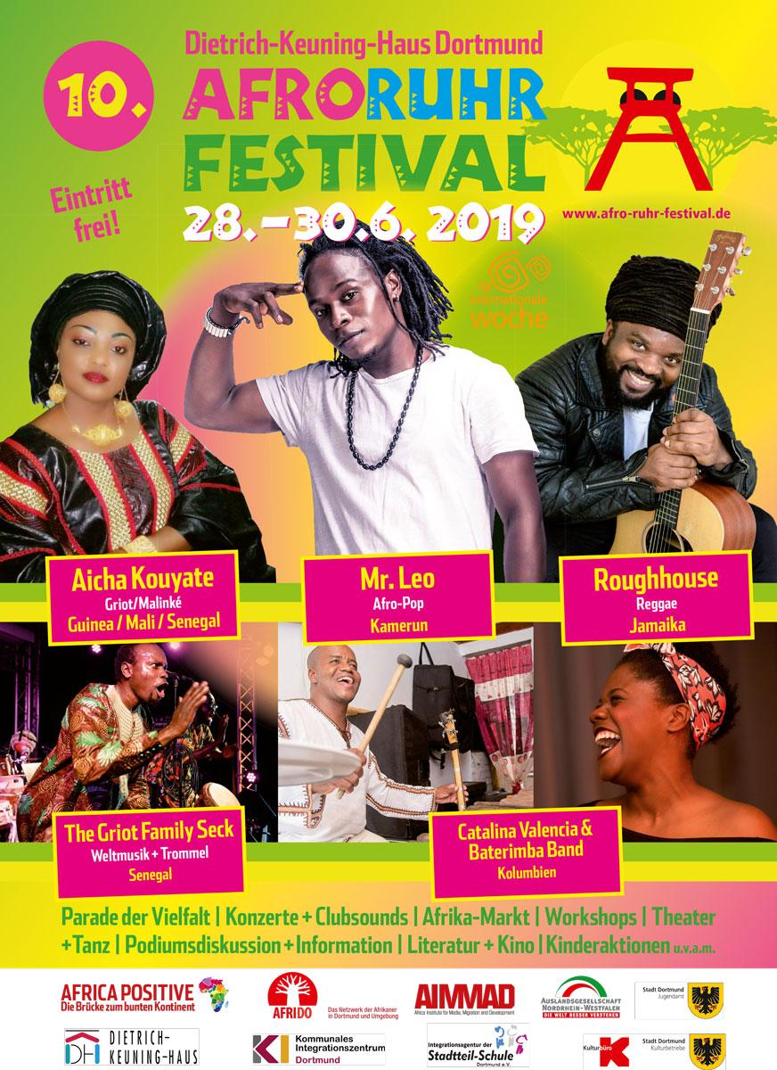 10.Afro-Ruhr-Festival