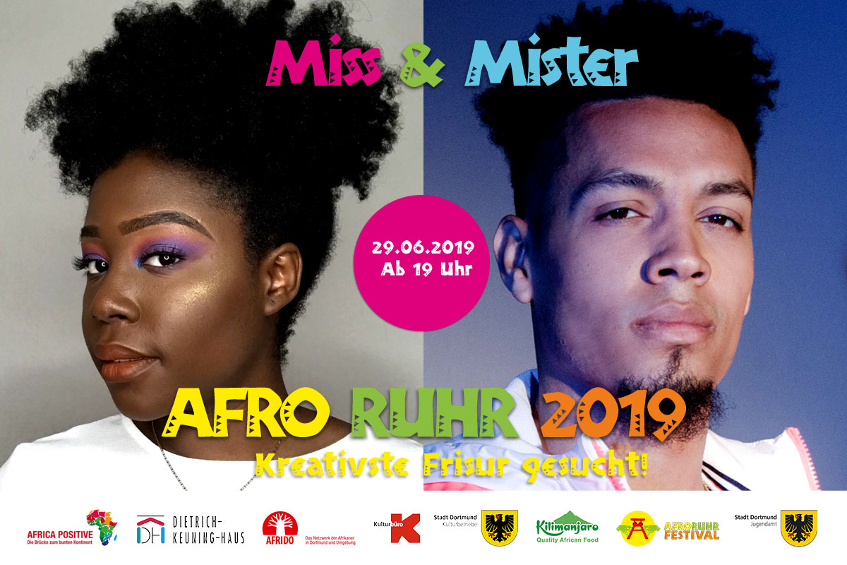 Miss Mister Afro Ruhr 2019